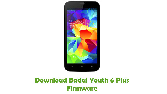 Badai Youth 6 Plus Stock ROM