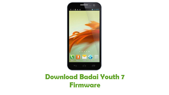 Badai Youth 7 Stock ROM