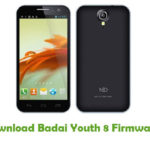 Badai Youth 8 Firmware