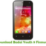 Badai Youth 9 Firmware