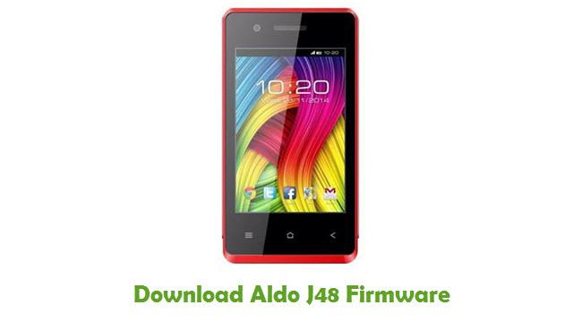 Aldo J48 Stock ROM