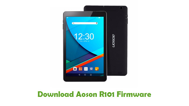 Download Aoson R101 Stock ROM