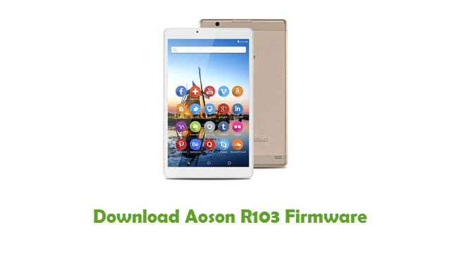 Download Aoson R103 Stock ROM