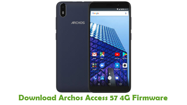 Archos Access 57 4G Stock ROM