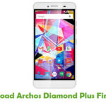 Archos Diamond Plus Firmware