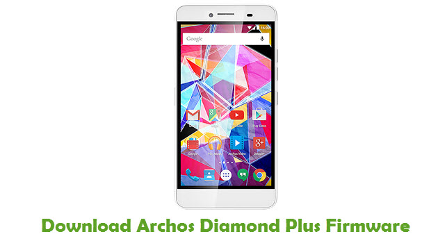 Archos Diamond Plus Stock ROM