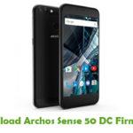 Archos Sense 50 DC Firmware