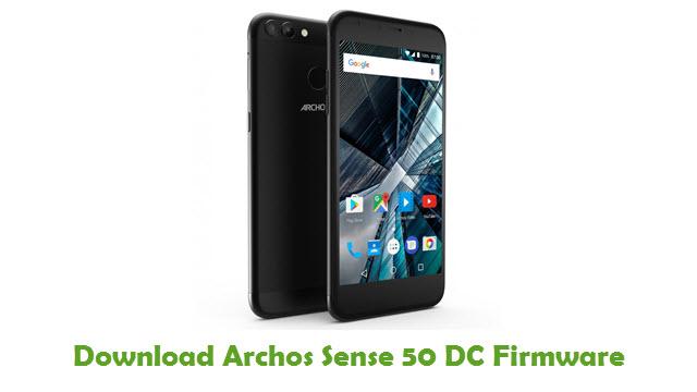 Archos Sense 50 DC Stock ROM