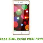 BSNL Penta P033 Firmware