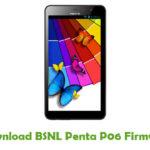 BSNL Penta P06 Firmware