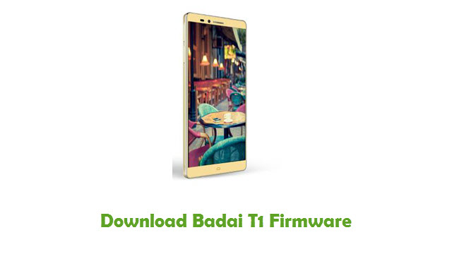 Download Badai T1 Stock ROM