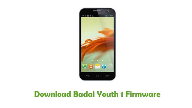 Download Badai Youth 1 Firmware