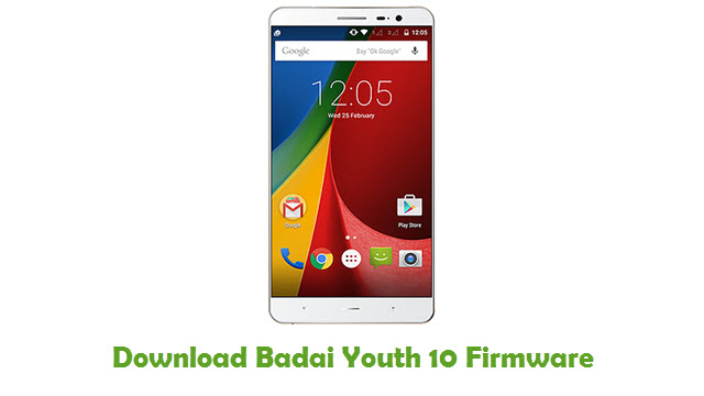 Download Badai Youth 10 Stock ROM