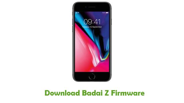 Download Badai Z Firmware