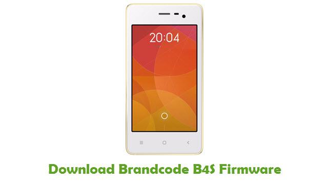 Brandcode B4S Stock ROM