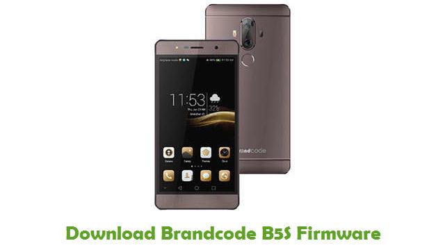 Brandcode B5S Stock ROM