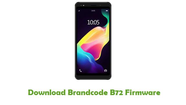 Brandcode B72 Stock ROM