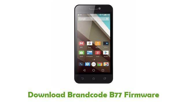 Download Brandcode B77 Stock ROM
