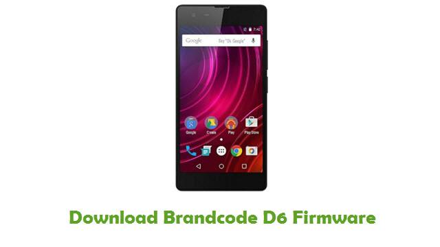 Download Brandcode D6 Stock ROM
