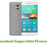 Cappu C603 Firmware