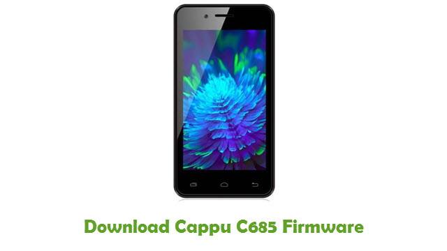 Download Cappu C685 Firmware