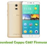 Cappu C687 Firmware
