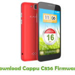 Cappu C856 Firmware