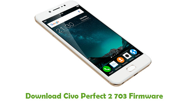 Download Civo Perfect 2 703 Firmware