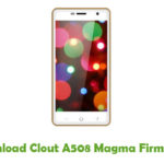 Clout A508 Magma Firmware