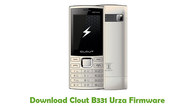 Download Clout B331 Urza Firmware