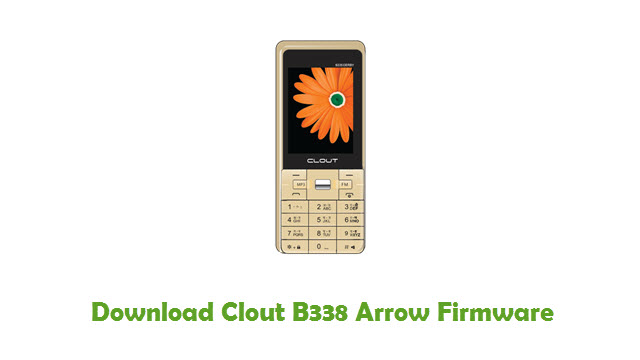 Clout B338 Arrow Stock ROM