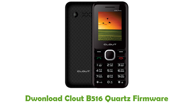 Download Clout B516 Quartz Firmware