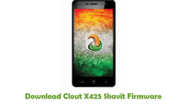 Download Clout X425 Shavit Firmware