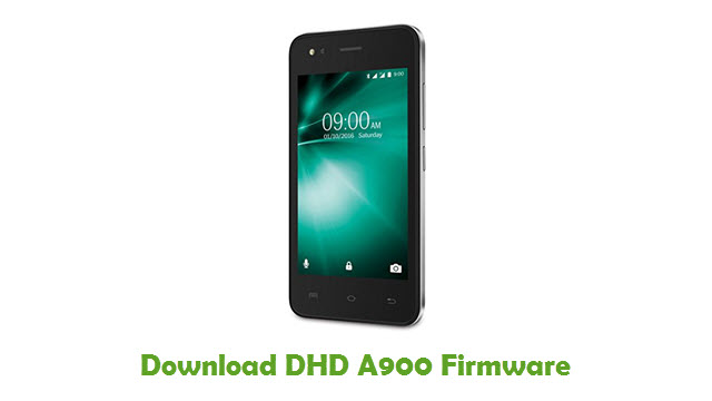 Download DHD A900 Firmware