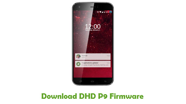 DHD P9 Stock ROM