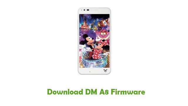DM A8 Stock ROM