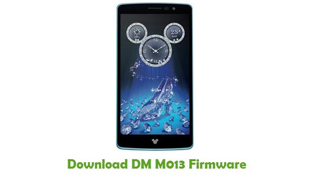Download DM M013 Stock ROM