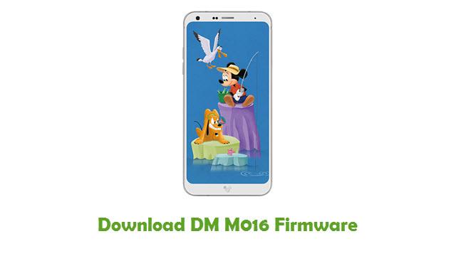 Download DM M016 Stock ROM