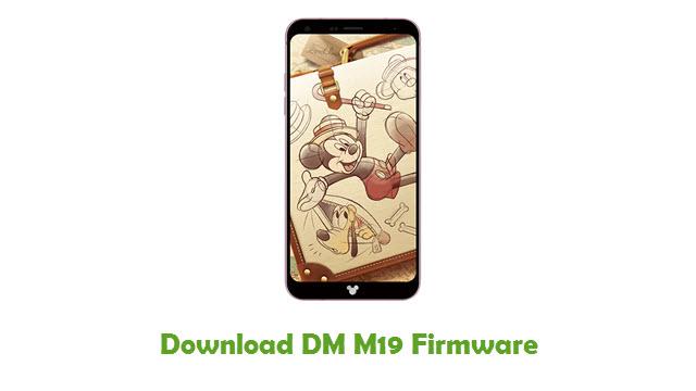 Download DM M19 Stock ROM