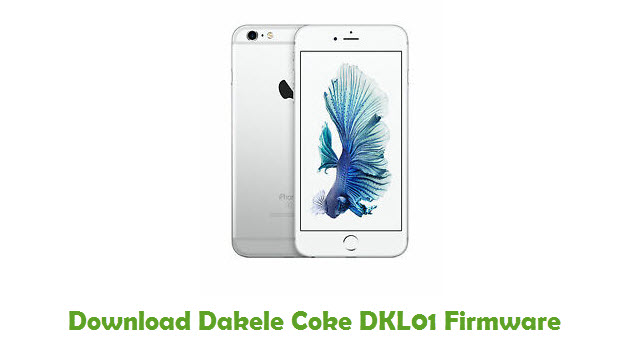 Download Dakele Coke DKL01 Stock ROM