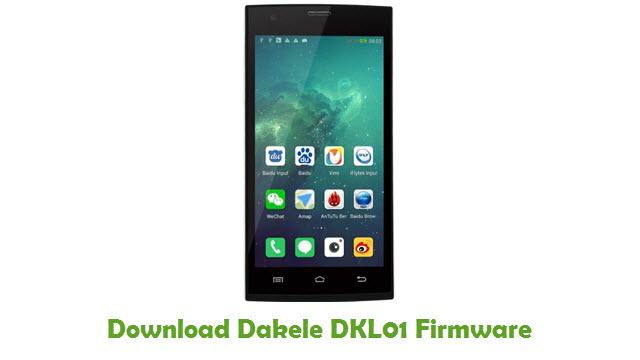 Download Dakele DKL01 Firmware