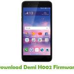 Demi H002 Firmware