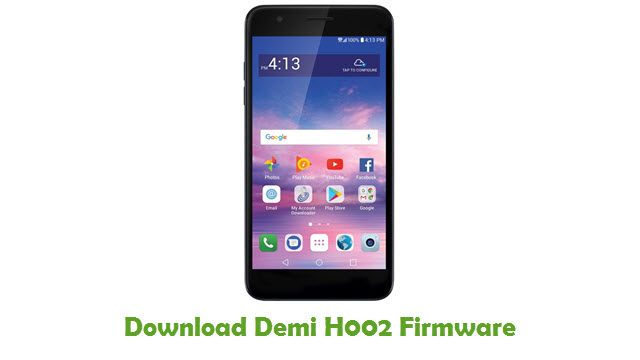 Download Demi H002 Stock ROM
