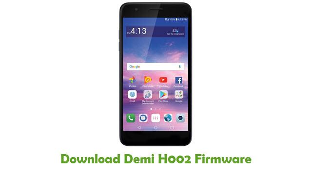 Demi H002 Stock ROM