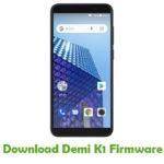 Demi K1 Firmware