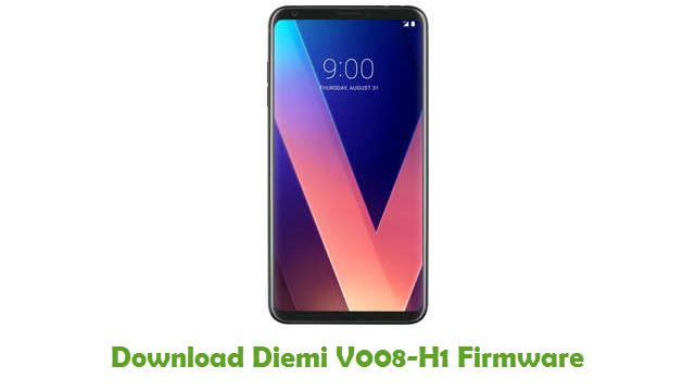 Diemi V008-H1 Stock ROM