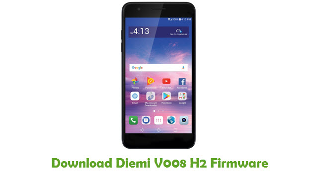 Download Diemi V008 H2 Stock ROM