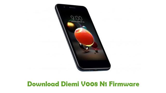 Diemi V008 N1 Stock ROM