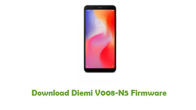 Diemi V008-N5 Stock ROM