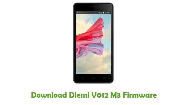 Diemi V012 M3 Stock ROM